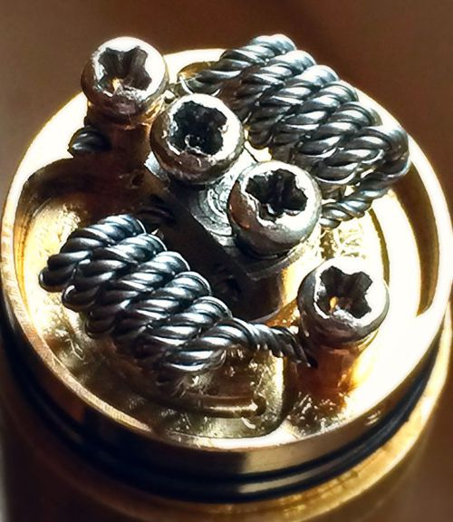 triple-kanthal-wire